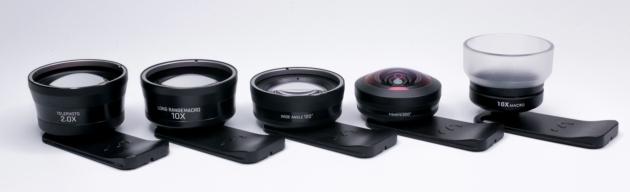 Shiftcam 2.0 obiektywy pro