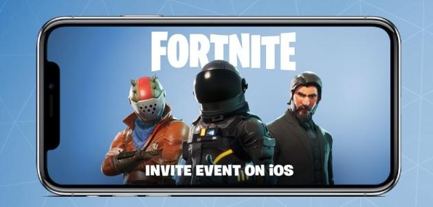 Fortnite: Battle Royale na urządzenia mobilne