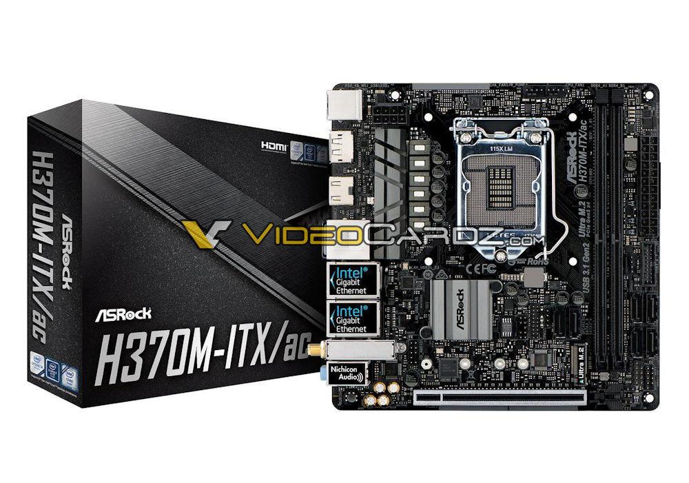 ASRock H370M ITX/ac