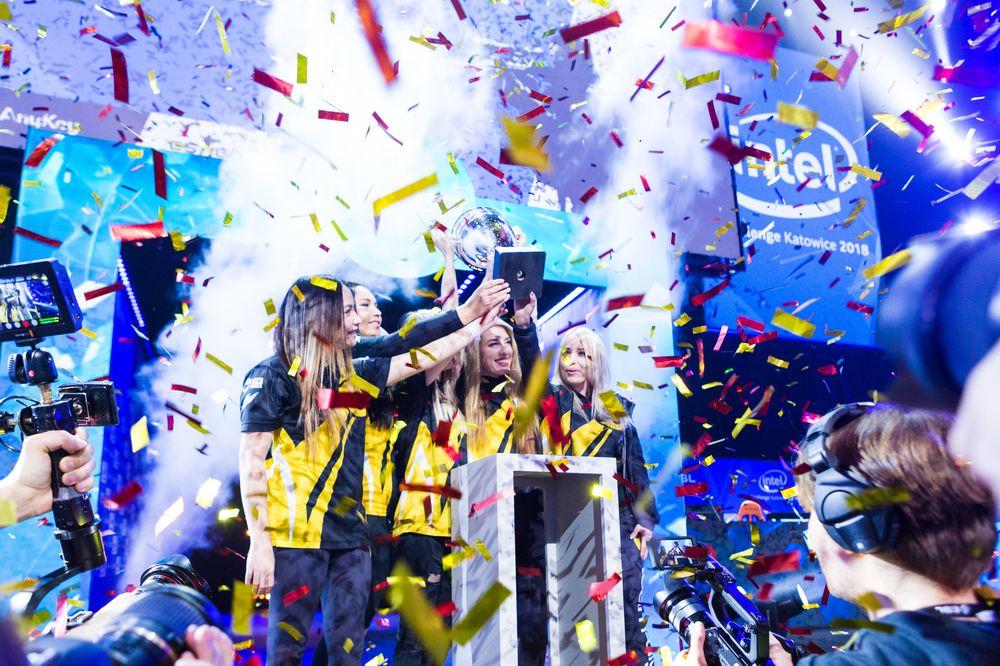Turniej CS: GO dla kobiet