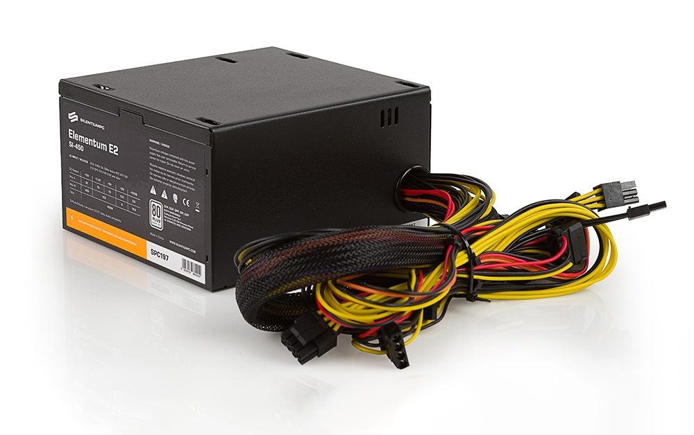 SilentiumPC Elementum E2 SI 450W