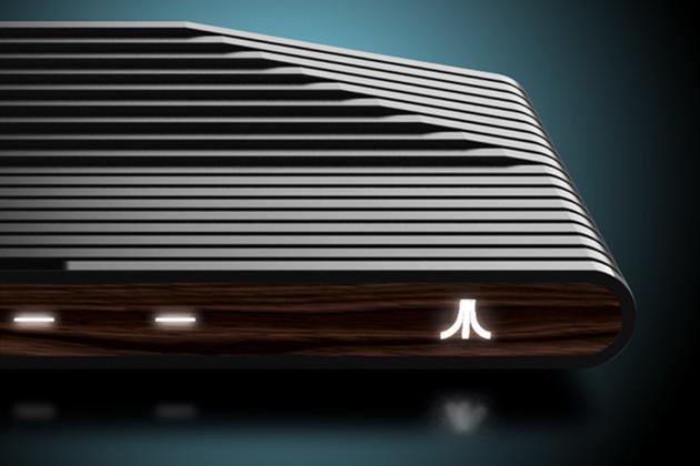 Atari VCS zoom