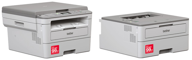 Brother DCP-B7520DW i Brother HL-B2080DW