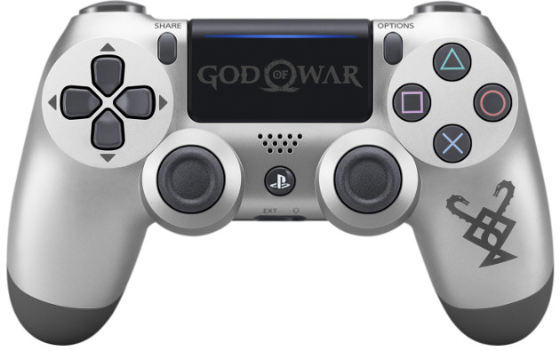 PS4 Pro God of War pad
