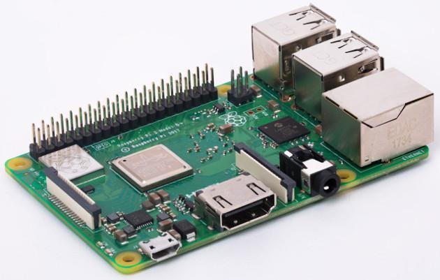 Raspberry Pi 3 B+ płytka