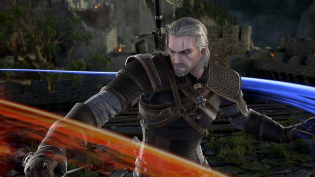 Soulcalibur VI Geralt screen 3