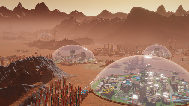 Surviving Mars screen