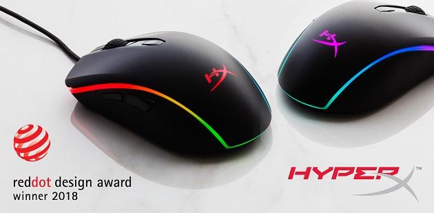 HyperX Pulsefire Surge mysz Kingston HyperX