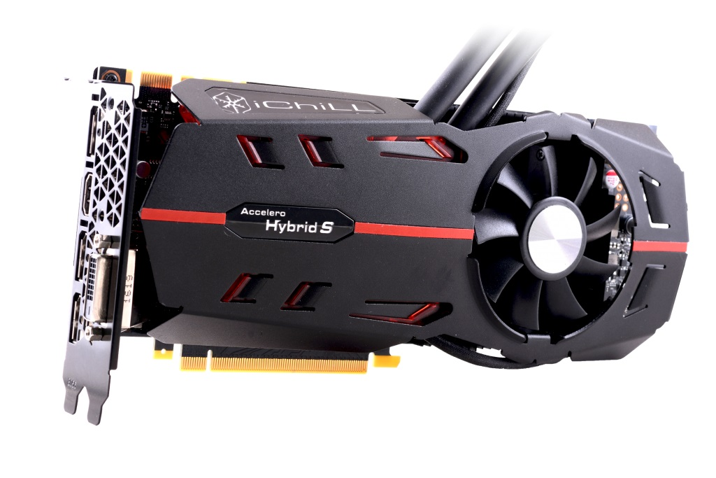 Inno3DGeForce GTX 1060 Ichill Black