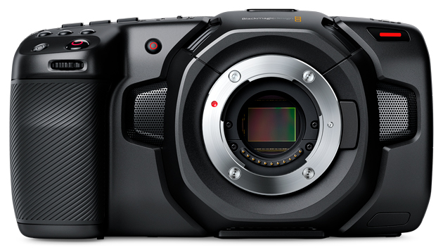 Blackmagic Pocket Cinema 4K sensor