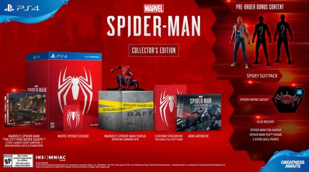 Spider-Man edycja kolekcjonerska