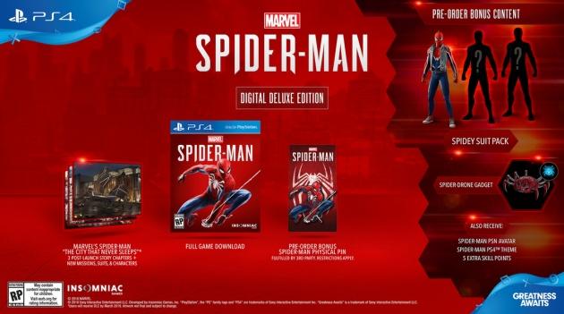 Spider-Man Digital Deluxe