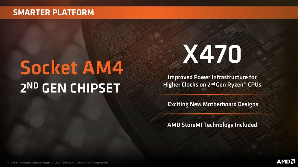 AMD Ryzen 2 - zapowiedź