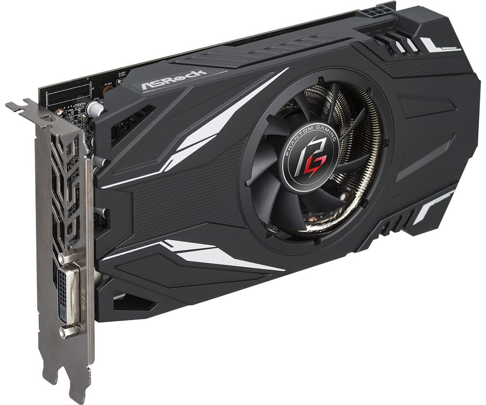 ASRock Phantom Gaming M1 Radeon RX570 4G