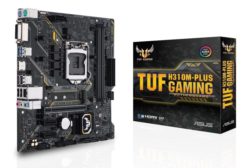 ASUS TUF H310M PLUS Gaming