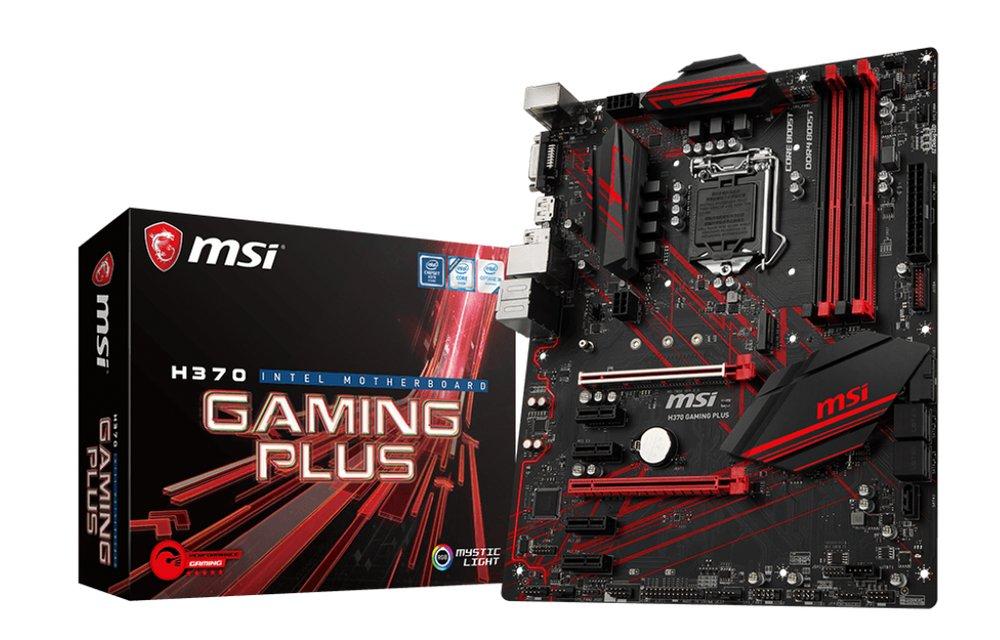 MSI H370M Gaming Plus