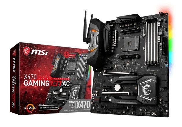 MSI X470 Gaming M7 AC