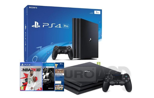 Wypasiony zestaw z PlayStation 4 Pro