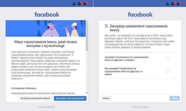 Facebook regulamin 2