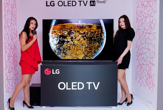 LG AI TV OLED