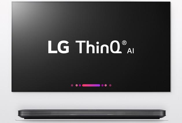 LG AI TV
