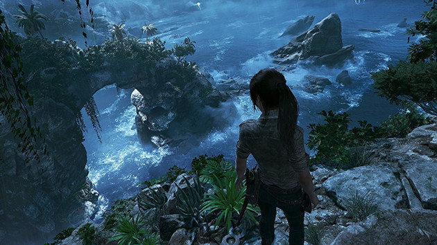 Shadow of the Tomb Raider screen 1