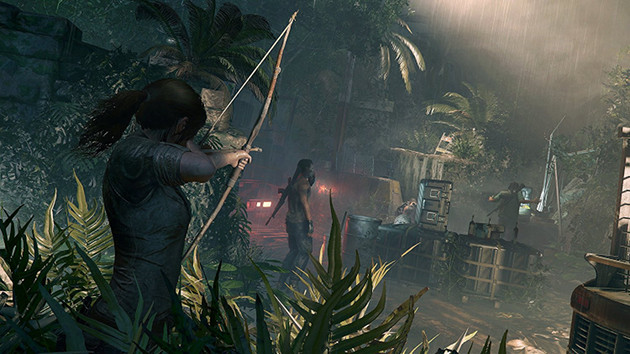 Shadow of the Tomb Raider screen 2