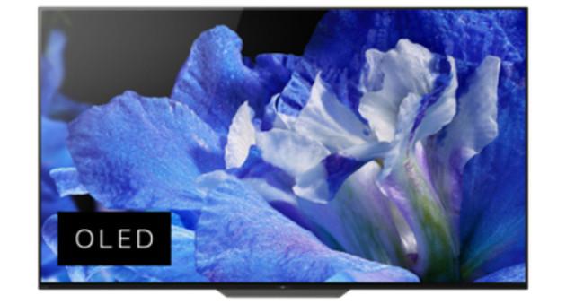 Sony AF8 TV