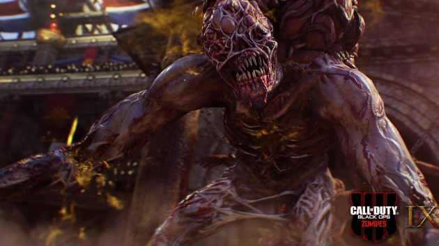 Call of Duty: Black Ops 4 zombie