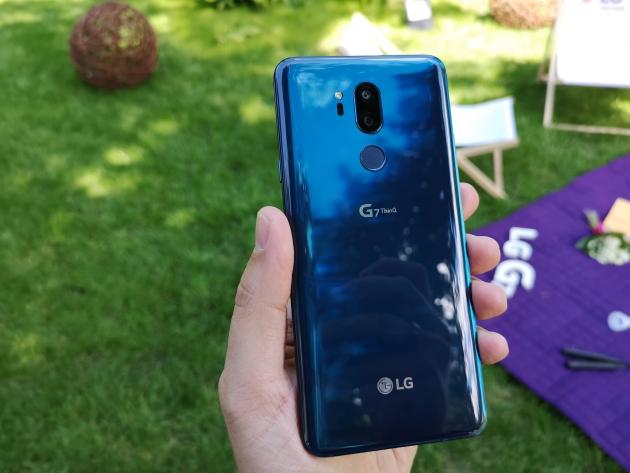 LG G7 ThinQ obudowa