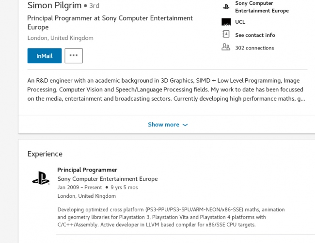 Simon Pilgrim - LinkedIn