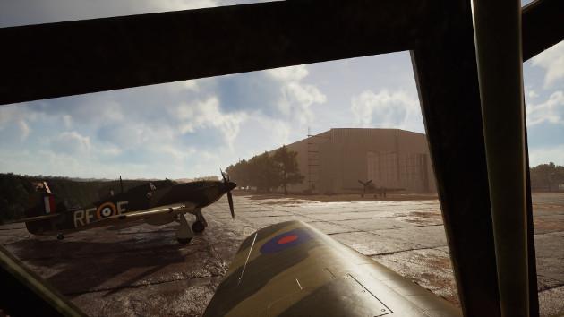 303 Squadron: Battle of Britain screen 1