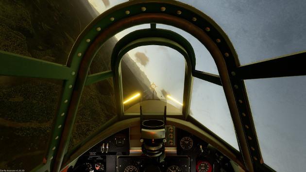 303 Squadron: Battle of Britain screen 3