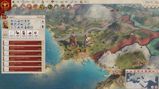 Imperator: Rome screen 2