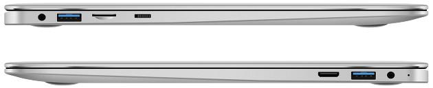 Kiano Elegance 13.3 360 porty
