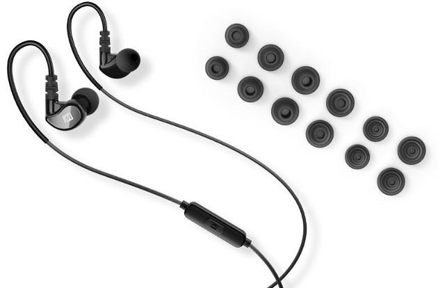 MEE Audio X1 zestaw