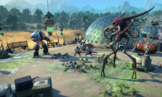 Age of Wonders: Planetfall screen 2