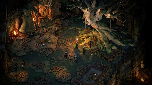 Pillars of Eternity II: Deadfire screen 1
