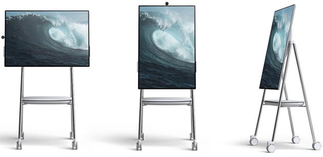 Microsoft Surface Hub 2 ustawienia