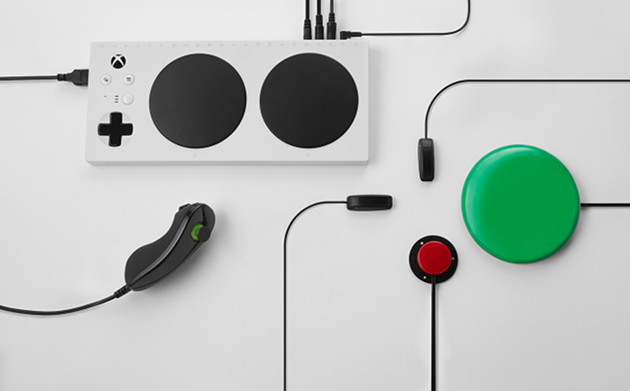 Xbox Adaptive Controller akcesoria