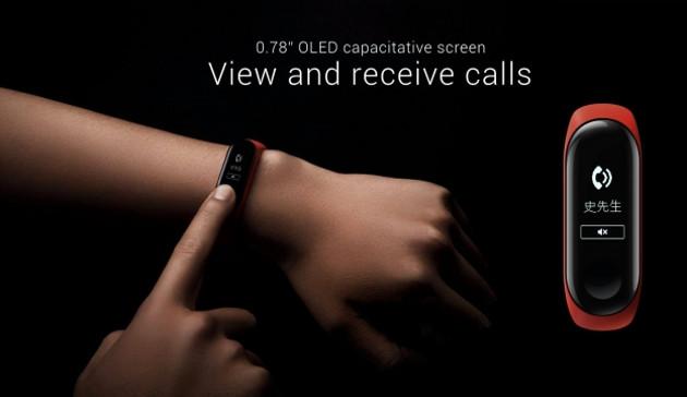 Xiaomi Mi Band 3 OLED