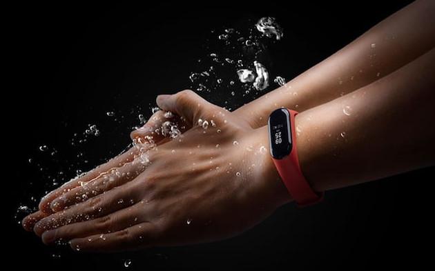 Xiaomi Mi Band 3 wodoszczelna