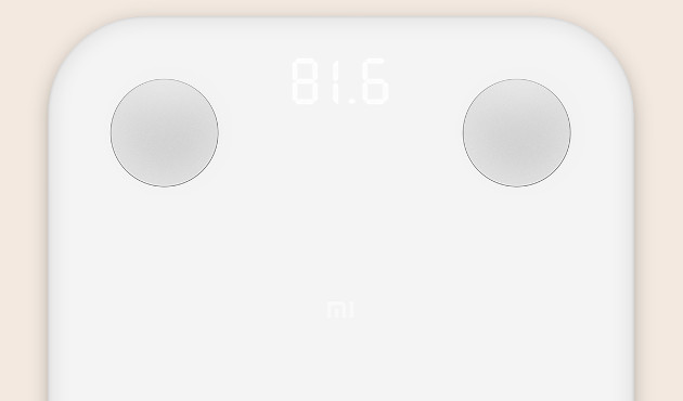 Xiaomi Mi Smart Scale 2 LCD