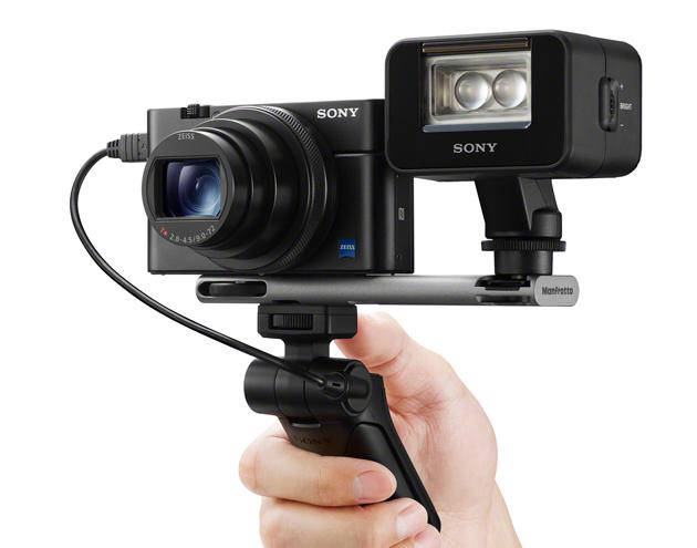 Sony VCT-SGR1 z akcesoriami