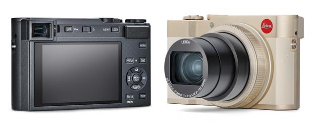 Leica C-Lux wersje kolorystyczne