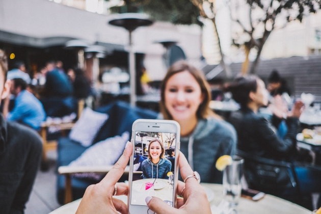 Smartfon fotografowanie