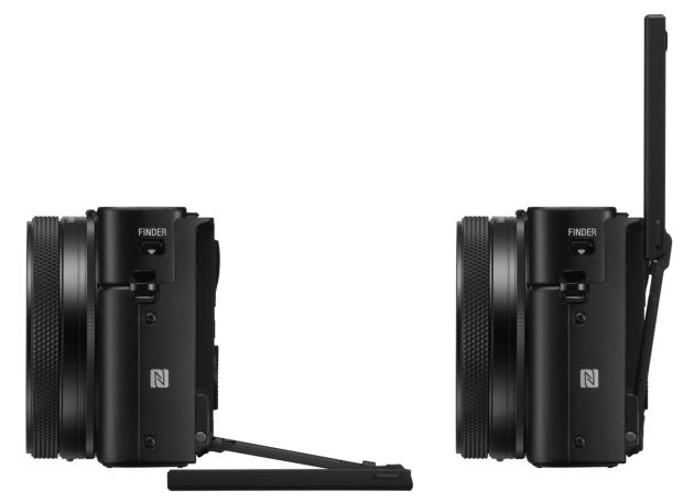 Sony RX100 VI ekran