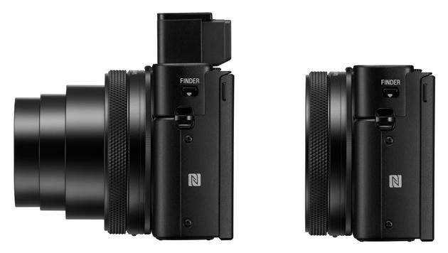 Sony RX100 VI obiektyw