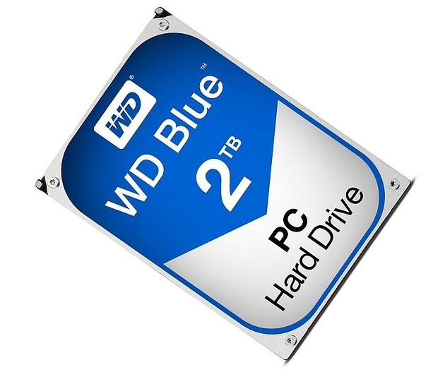 WD Blue 2 TB