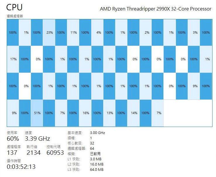 AMD Ryzen Threadripper 2990X - specyfikacja